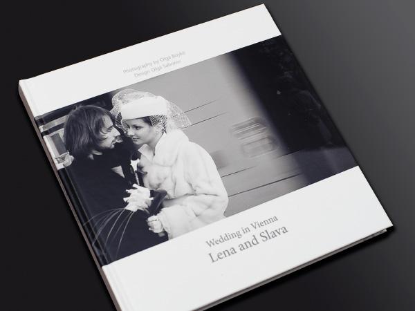 Hochzeitsbuch Lena & Slava